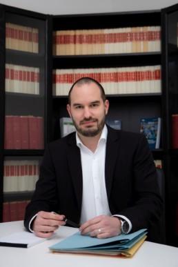 Me Gautier Aubert, avocat au barreau de Neuchâtel